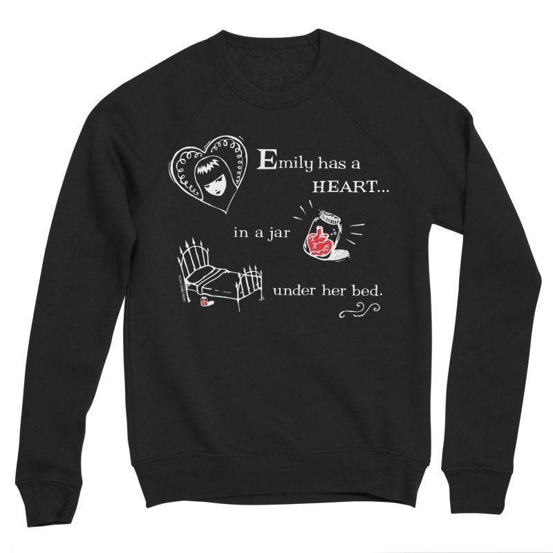 Emily Has A Heart Sweatshirt AL6MA1