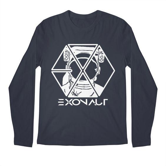 Exonaut sweatshirt TJ8MA1