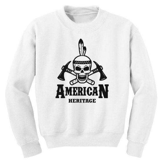 American Warrior Sweatshirt EL12A1