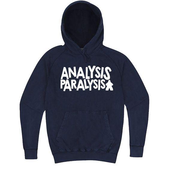 Analysis Paralysis Hoodie EL9A1