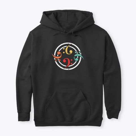 Bass Player Bass Guitar Hoodie FA1A1