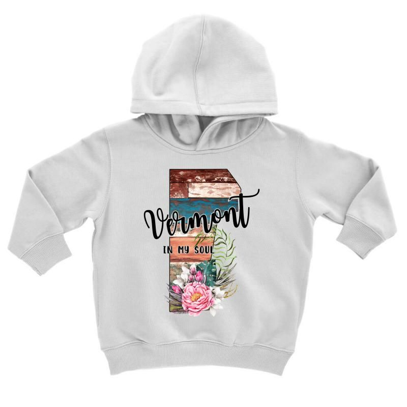 Vermont In My Soul Hoodie AL5A1