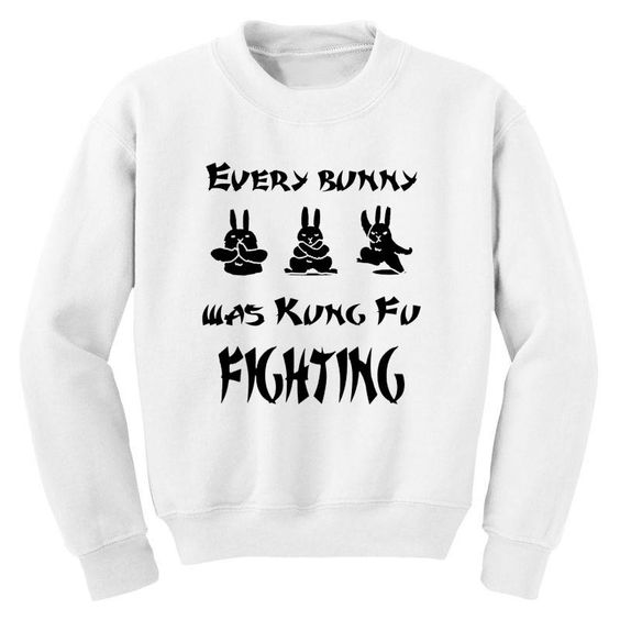 Kungfu Fighting Sweatshirt SD21M1